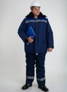 Куртка Бригадир, утепленная